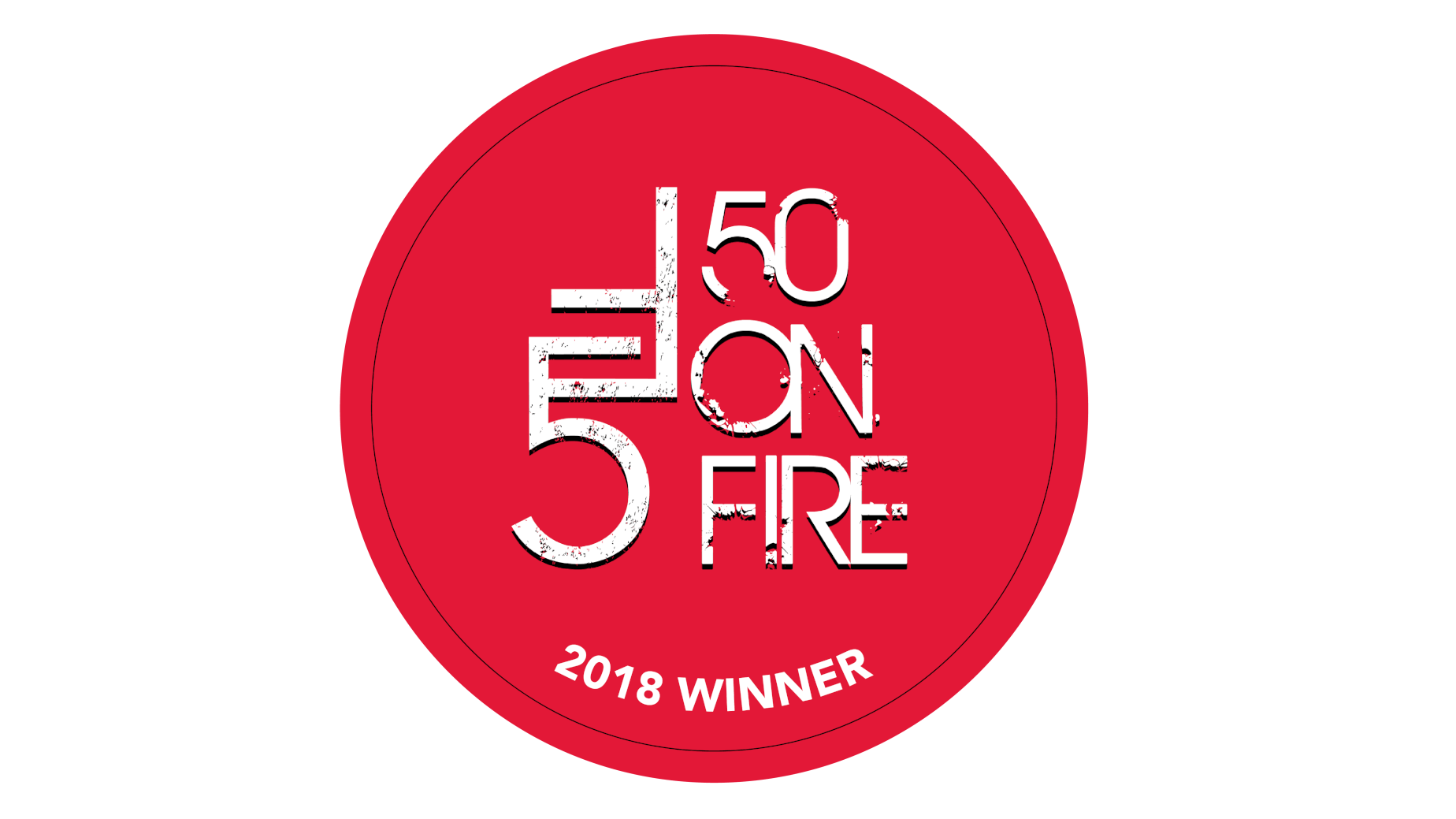 50 on Fire award