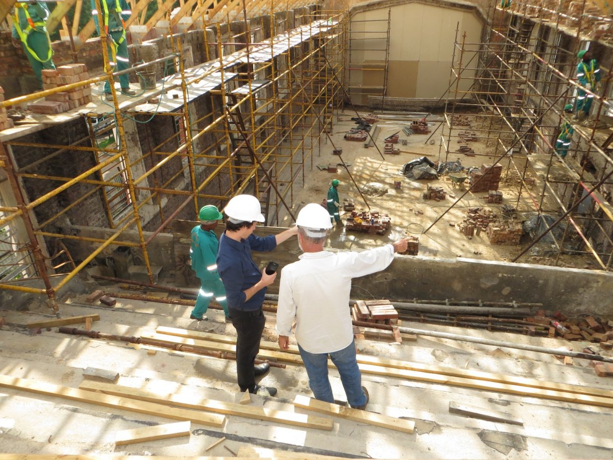 Workplace safety series: construction